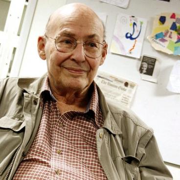 Marvin Minsky (Photo: Wikipedia. CC-BY)