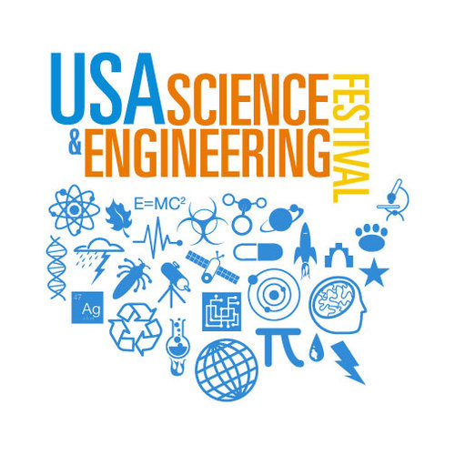 The logo of the USA Science & Engineering Festival