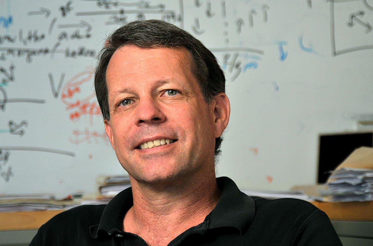 Photograph of Prof. Edward DeLong