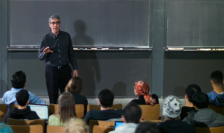 MIT senior lecturer Bill Aulet.